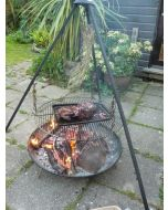 Bon-Fire Outdoor Kitchen - Tripod & BBQ Grid