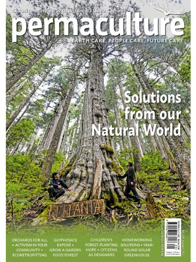Permaculture magazine issue #109