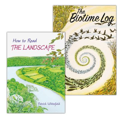 Buy How to Read the Landscape and get The Biotime Log for FREE