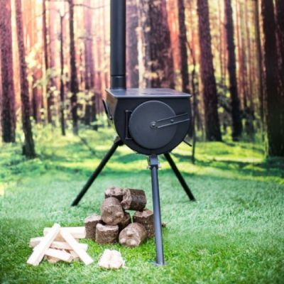 """The Frontier Stove """"OUT OF STOCK"""""""