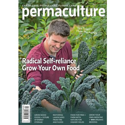 Permaculture magazine - Institutional Subscription