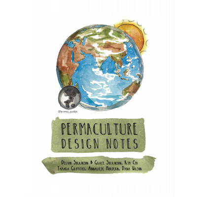 Free eBook – Permaculture Design Notes