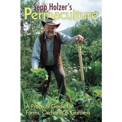 """Sepp Holzer's Permaculture """"Reprint due July"""""""