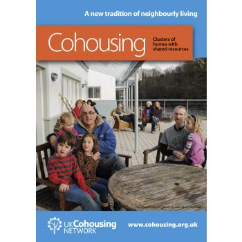 Cohousing: Clusters of homes with shared resources
