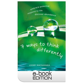 7 Ways to Think Differently - eBook