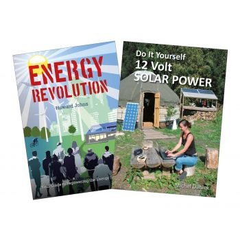 Buy Do It Yourself 12 Volt Solar Power and get Energy Revolution FREE