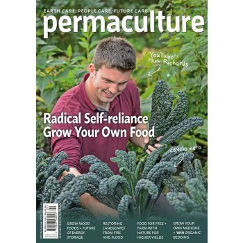 Permaculture magazine issue #104