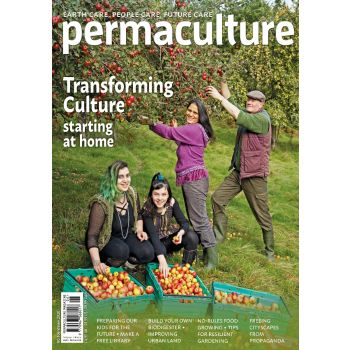 Permaculture magazine issue #106