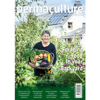 Permaculture magazine issue #108