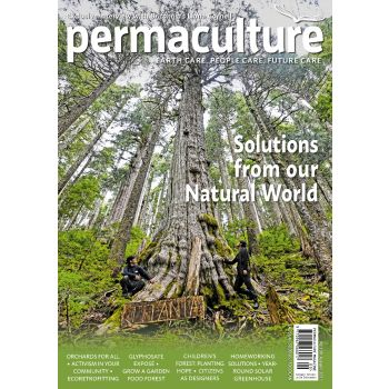Permaculture magazine subscription
