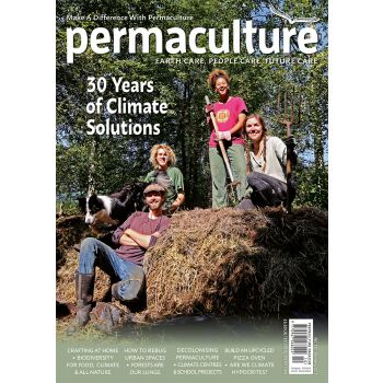 Permaculture magazine issue #110 *Out 31st October*