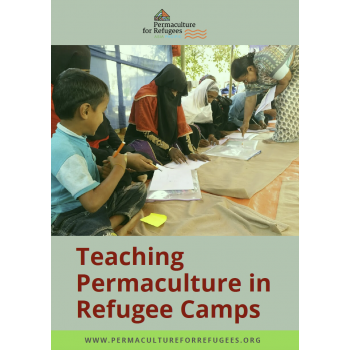 Teaching Permaculture in Refugee Camps