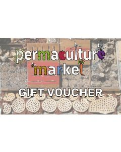 Permaculture Market gift voucher