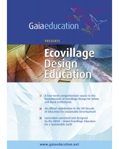 Gaia Education Ecovillage Design Education Curriculum