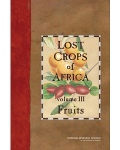 Lost Crops of Africa: Volume III: Fruits