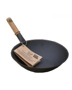 Traditional Iron Wok