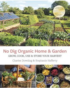 No Dig Organic Home & Garden - reprint due end of April