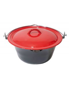 Bon-Fire Outdoor Kitchen Accessories - Stew Pot with Lid