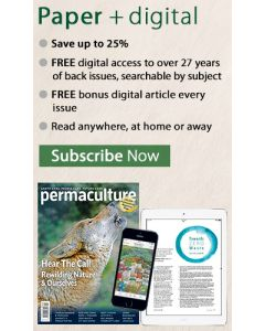 Subscribe to Permaculture magazine